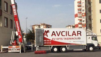 Amasya Asansörlü Nakliyat