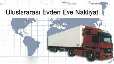 Adana Uluslararası Evden eve Nakliyat